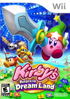 Kirbys Return Dream Land Cover
