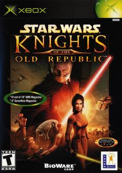 Knights Of The Old Republic Cover