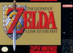 Legend of Zelda Link to the Past Cover
