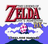 Legend of Zelda Links Awakening Opening