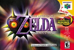 The Legend of Zelda: Majora's Mask Cover