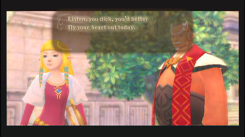 The Legend of Zelda: Skyward Sword [Video]   First Hour ...