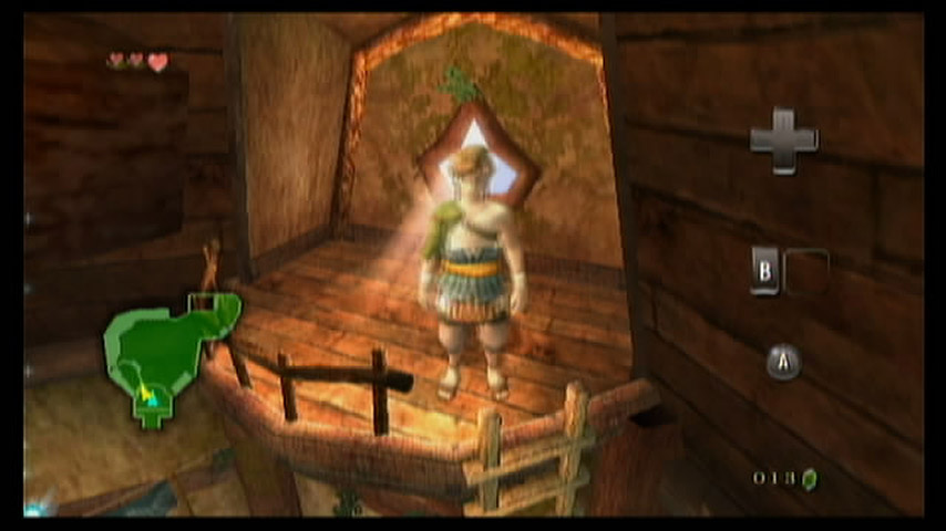 The legend of zelda twilight princess first hour review for Housse zelda