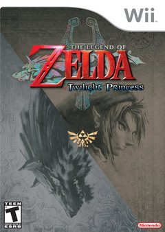 Legend of Zelda Twilight Princess Cover