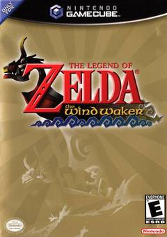 The Legend of Zelda: The Wind Waker Cover