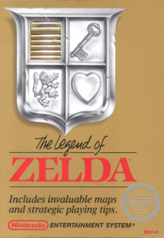 Legend of Zelda Cover
