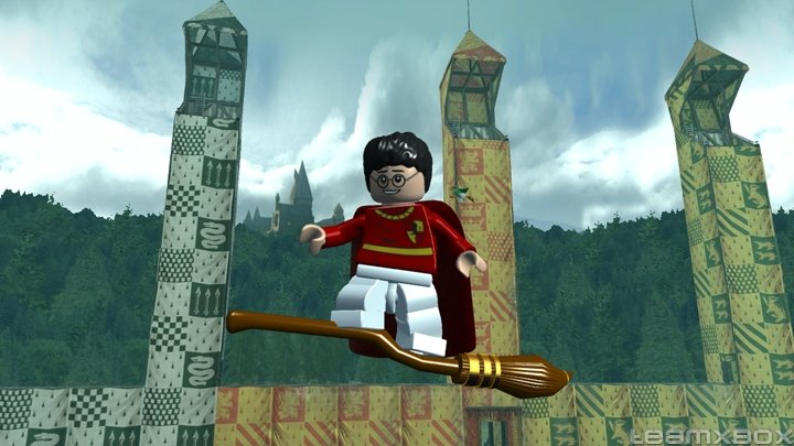 Lego Harry Potter Years 1 4 Broomstick Quidditch