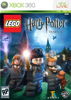 Lego Harry Potter Years 1 4 Cover