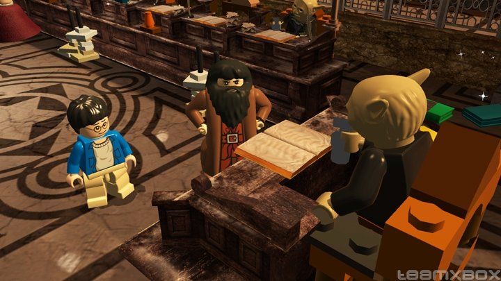 Lego Harry Potter Years 1 4 Hagrid Gringotts