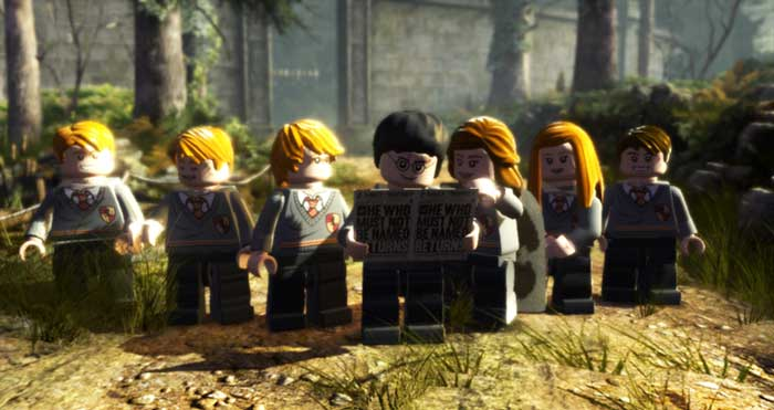 Lego Harry Potter Years 5 7 Gang