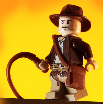 Lego Indiana Jones Figure