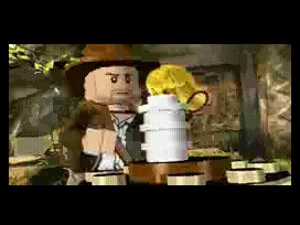 Lego Indiana Jones Idol