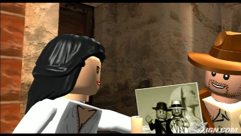 Lego Indiana Jones Marion Sallah Picture