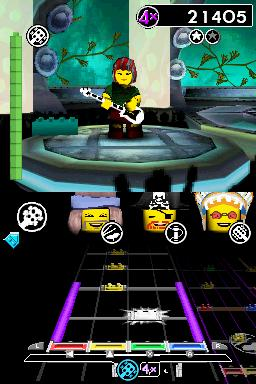 Lego Rock Band ds Pirate Band