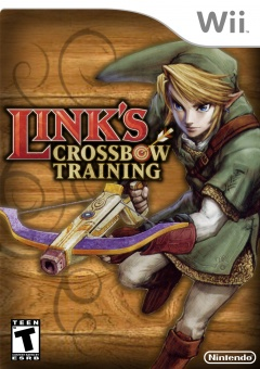 Link's Crossbow Training Cover