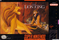 Lion King/the Lion King Snes Cover