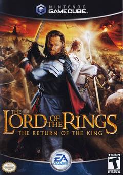Lord Of The Rings Return Of The King Cover