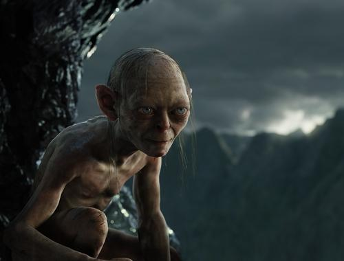 Lord Of The Rings Return Of The King Gollum
