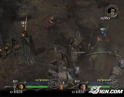 Lord Of The Rings Return Of The King Multiplayer