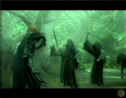 Lord Of The Rings Third Age Berethor Ringwraith