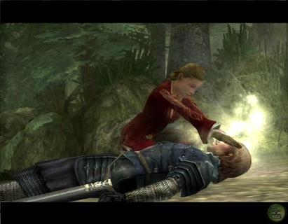 Lord Of The Rings Third Age Idrial Berethor Dead