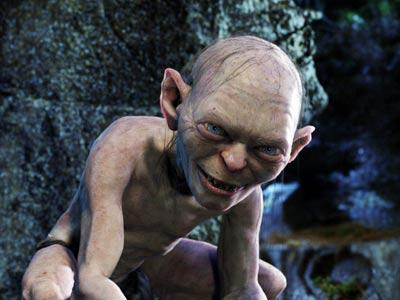 Lord Of The Rings Two Towers Gollum