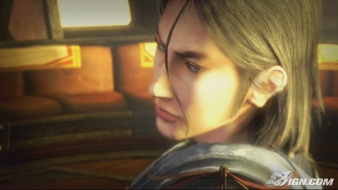 Lost Odyssey Kaim Close Up