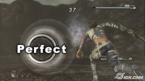 Lost Odyssey Target Ring System Perfect