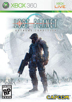 Lost Planet: Extreme Condition Cover