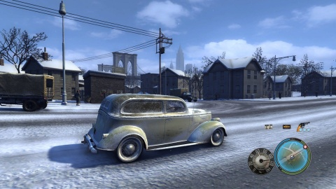 Mafia 2 Empire bay car