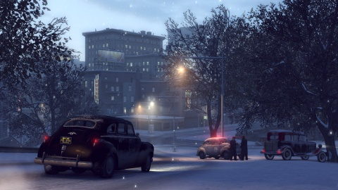 Mafia 2 Empire bay Vito joe Cops