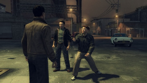 Mafia 2 Vito Stick up