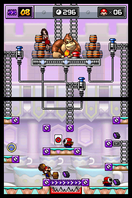 Mario vs Donkey Kong Mini Land Mayhem Boss Hammer