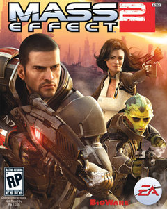 Mass Effect 2 Cover