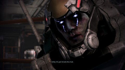 Mass Effect 3 Cerberus Soldier Husk