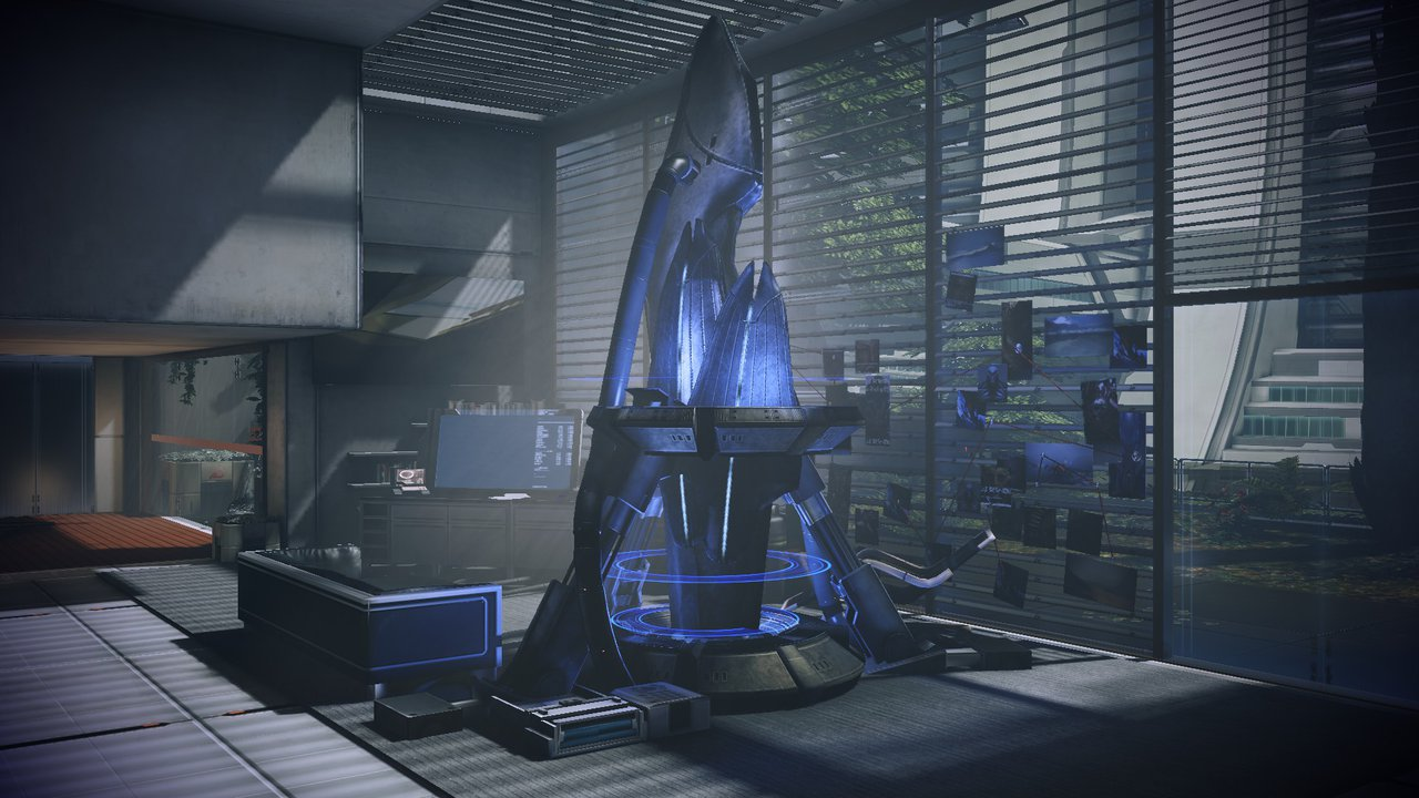 Movie Poster 2019: Mass Effect 3 - Leviathan