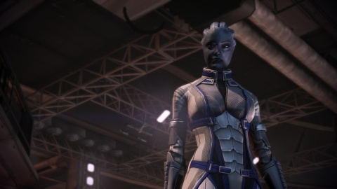 Mass Effect 3 Liara Tsoni