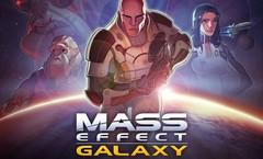 Mass Effect Galaxy Cover