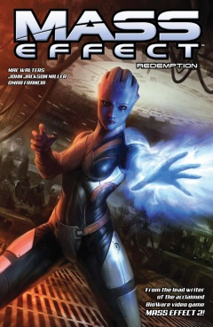 Mass Effect Redemption Cover