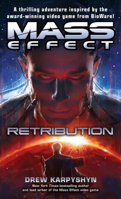 Mass Effect Retribution Cover
