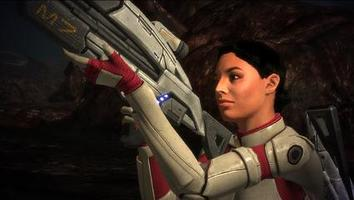 Mass Effect Ashley