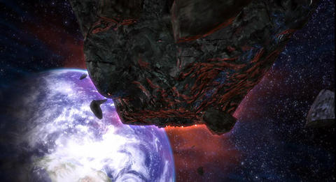 Mass Effect Bring Down The Sky Asteroid X57