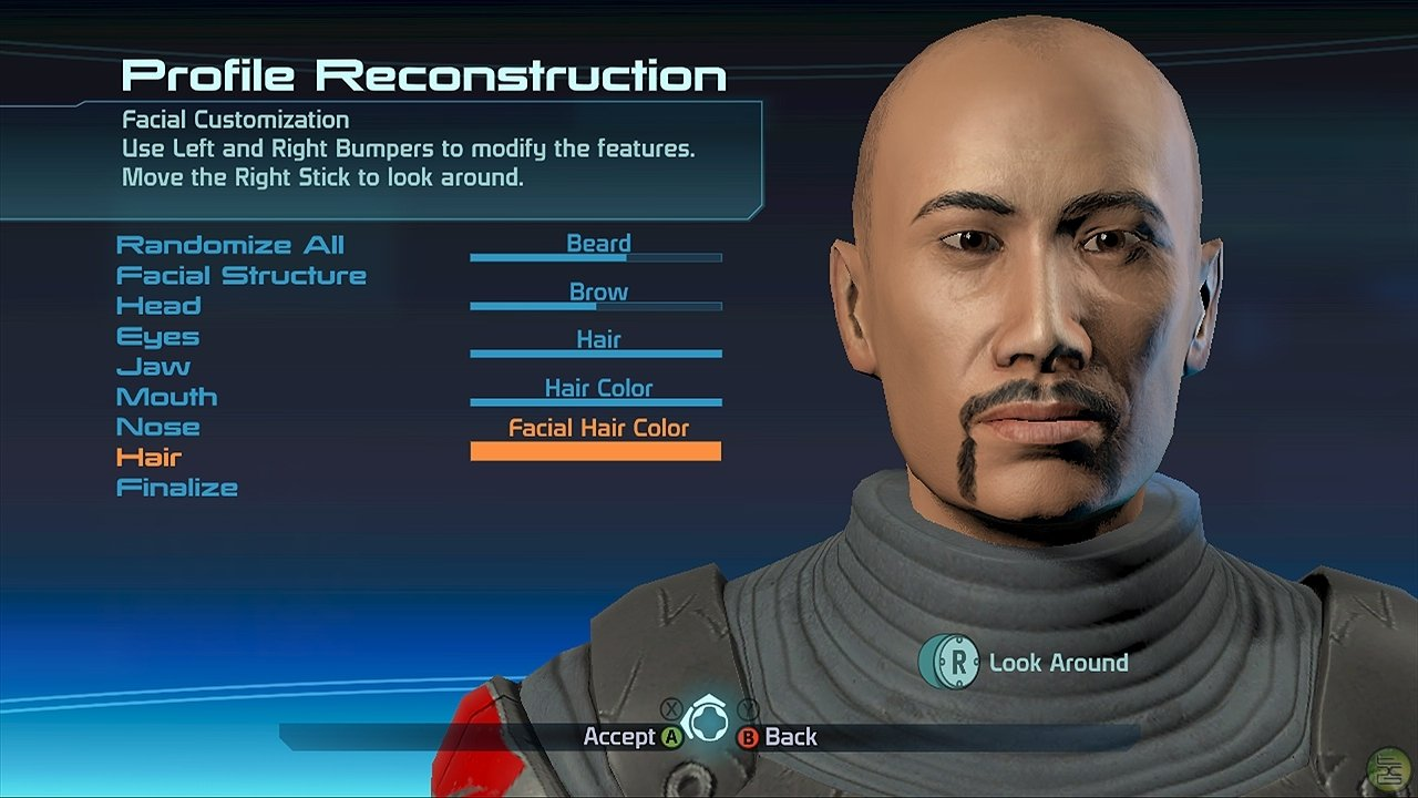 Mass Effect First Hour Review The First Hour - Design your own character games