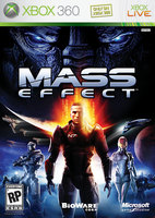 Mass Effect/mass Effect Cover