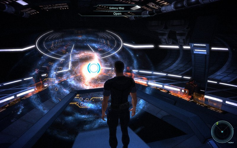 Mass Effect Star Map.Mass Effect An Audio Visual Experience A V Experience The
