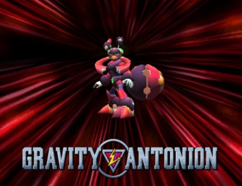 Mega man x8 Gravity