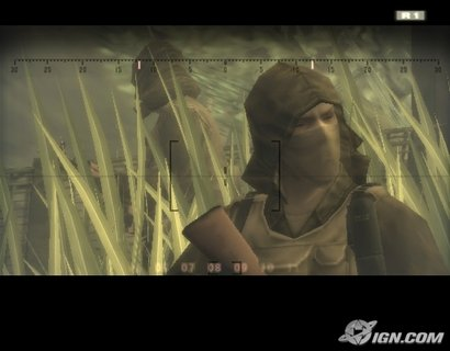 Metal Gear Solid 3 Bad Guy