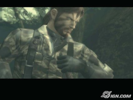 Metal Gear Solid 3 Snake Codec Comm