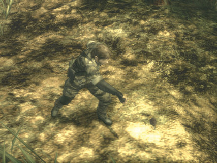 Metal Gear Solid 3 Snake Cqc