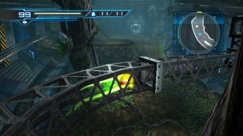 Metroid Other m Rail